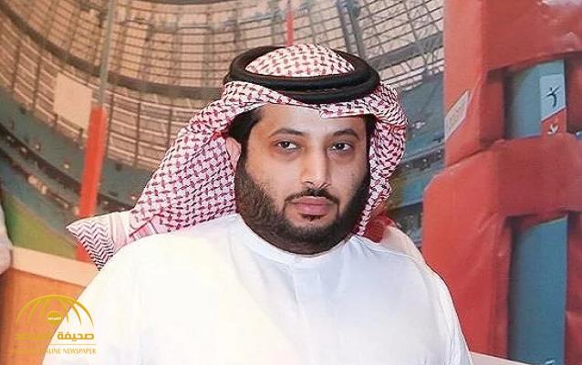 """تركي آل الشيخ: ما فعله لاعب المنتخب ونادي الشباب """"هتان"""" لن يمر مرور الكرام!"""