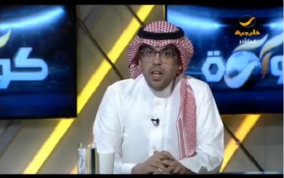 بالفيديو.. حمد الصويلحي: هذا اللاعب يحتاج لطريقة تعامل خاصة من المدرب!