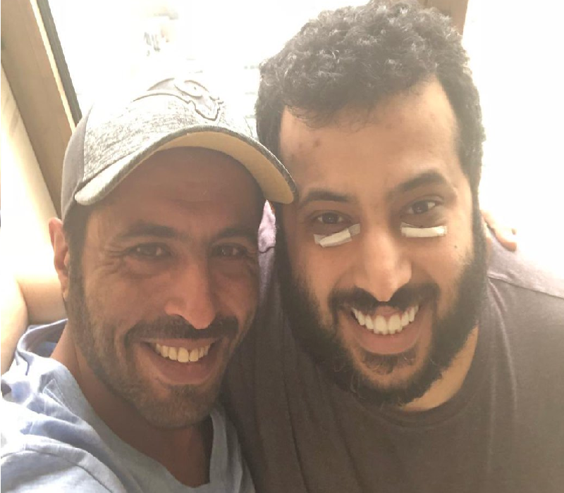 """تعليق مثير من رئيس الهلال رداً على هاشتاق """" إلا تركي آل الشيخ"""""""