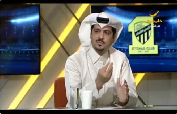 بالفيديو.. محمد السويلم : مدرب الاتحاد الجديد لديه تجربة كبيرة ولكن يحتاج إلى هذا الأمر!
