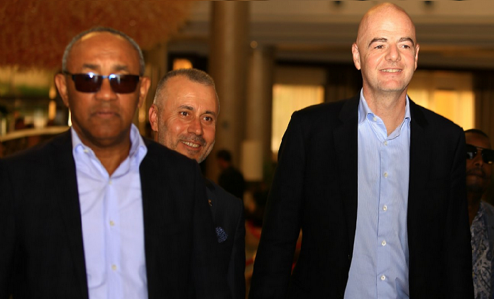 تعليق رئيس الاتحاد الإفريقي (CAF) على إيقاف مرتضى منصور