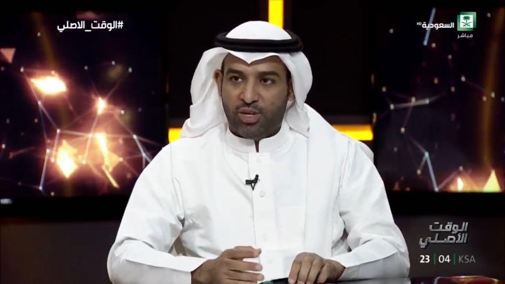 بالفيديو..عبده عطيف:هذا اللاعب النصراوي رائع في العمق..ومن اللاعبين الذين يتخذون القرار قبل أن تصل له الكرة!