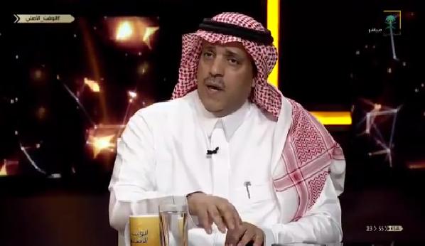 بالفيديو.. خالد الرشيدان : أرشح هذا النادي لتحقيق بطولة الدوري هذا الموسم!
