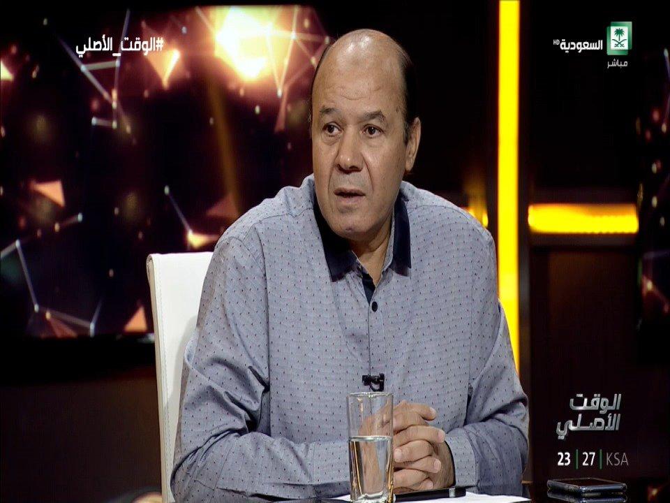 بالفيديو..نجيب الإمام: هذا اللاعب من أهم لاعبي النصر!