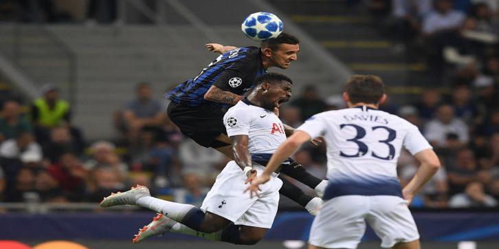 بالفيديو..إنتر ميلان يحقق فوزاً درامياً على توتنهام في دوري أبطال أوروبا