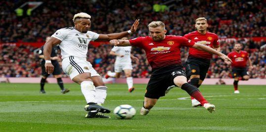 بالفيديو..مانشستر يونايتد يسقط في فخ التعادل أمام ولفرهامبتون في الدوري الإنجليزي الممتاز