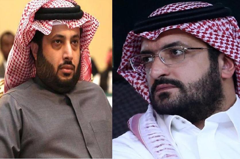 سعود آل سويلم يوجه رسالة نارية لدعم تركي آل الشيخ