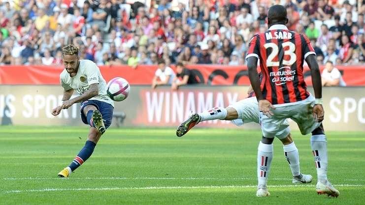 بالفيديو..نيمار يقود سان جيرمان لفوز ثامن في الدوري الفرنسي