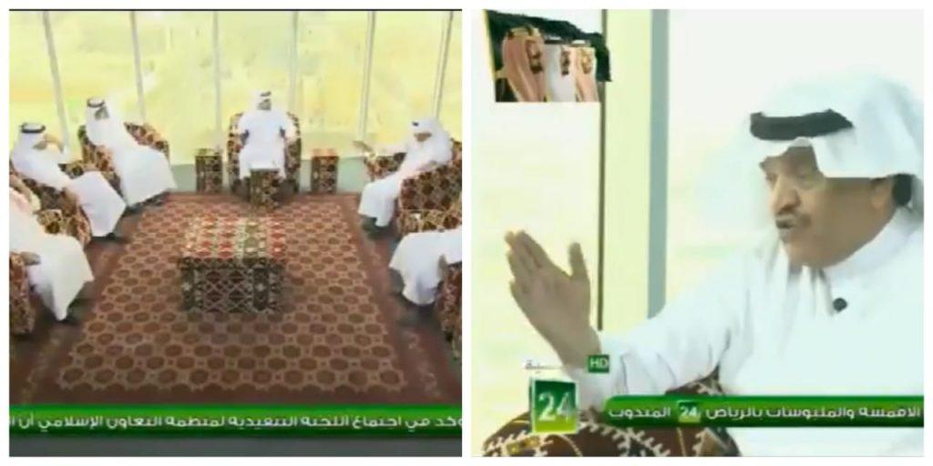 """بالفيديو.. عدنان جستنيه: الفار في ملاعبنا يلعب """"بذيله"""".. وهذا المثل ينطبق عليه!"""