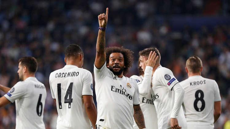 قبيل الكلاسيكو.. ريال مدريد يستعيد توازنه بالفوز على فيكتوريا بلزن بثنائية