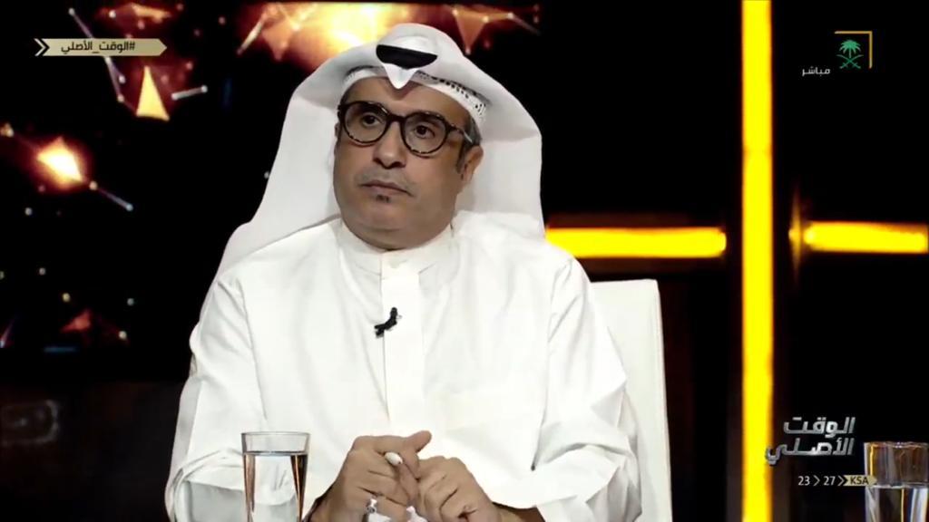بالفيديو..مساعد العبدلي: هذا هو النجم الأول في لقاء السعودية والبرازيل!