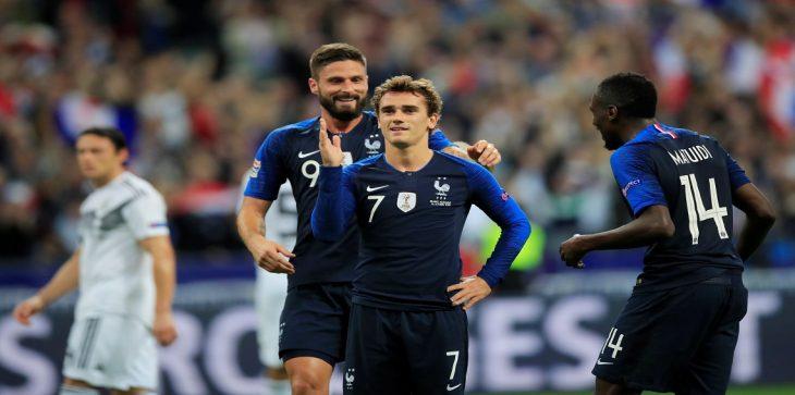 غريزمان يقود ريمونتادا فرنسا أمام ألمانيا في دوري الأمم الأوروبية (فيديو)