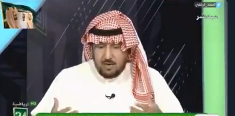 بالفيديو..الجحلان: هذا هو أفضل حارس في المملكة الآن!
