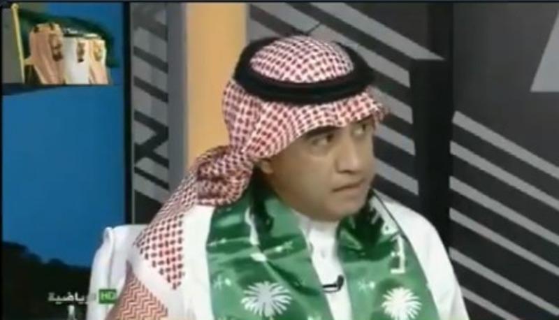 بالفيديو.. «الغامدي»: العنصر الأجنبي في هذا النادي اقل عنصر أجنبي في الدوري السعودي!
