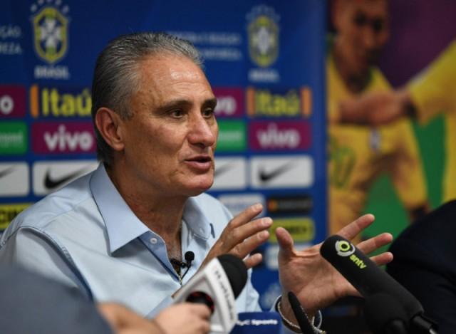 ماذا قال مدرب البرازيل عن أداء الأخضر؟