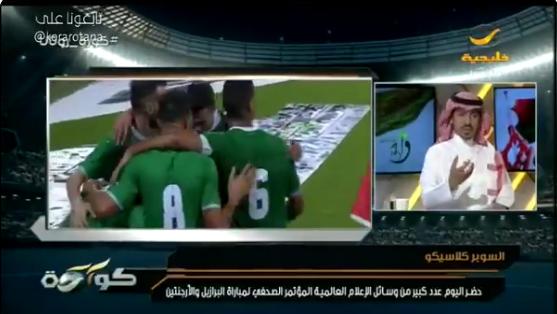 بالفيديو..طلال النجار: هذا اللاعب سيكون له شأن كبير مع المنتخب!