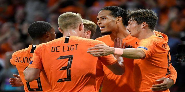 بالفيديو.. هولندا تكتسح ألمانيا بثلاثية في دوري الأمم الأوروبية