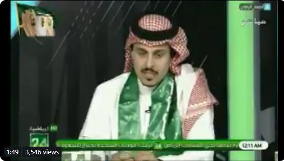 بالفيديو..النوفل: هذا الفريق هو الأقرب لتحقيق الفوز في لقاء الهلال والشباب!