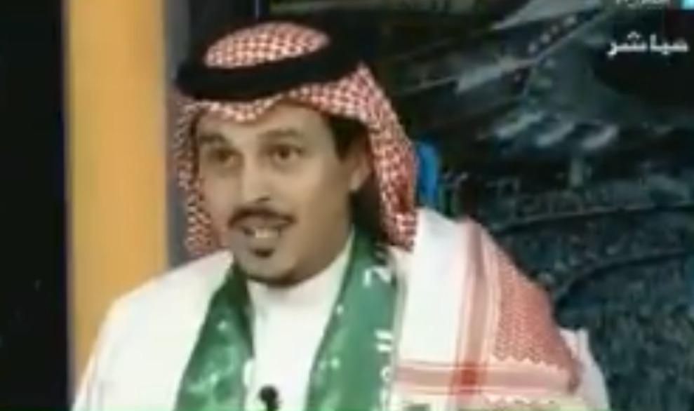 """بالفيديو.. """"النوفل"""": هذا النادي الاكثر شعبية في السعودية دون جدال !"""