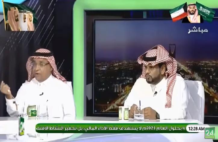 """بالفيديو.. سعود الصرامي : """"النصر"""" أكبر مني والمدرب """"كارينيو"""" يفهم في الكرة!"""