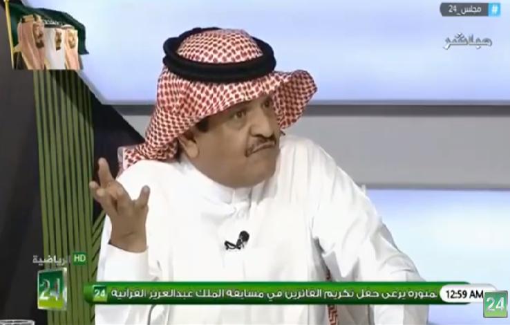 بالفيديو.. عدنان جستنيه : هذا اللاعب من أفضل الحراس وأنا لست ضده!
