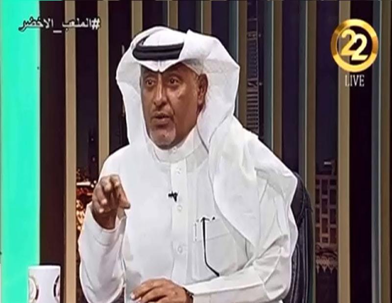 """خالد العقيلي يوجه رسالة إلى هؤلاء ويعلق """" تعدو مرحلة التخلف والغباء """""""