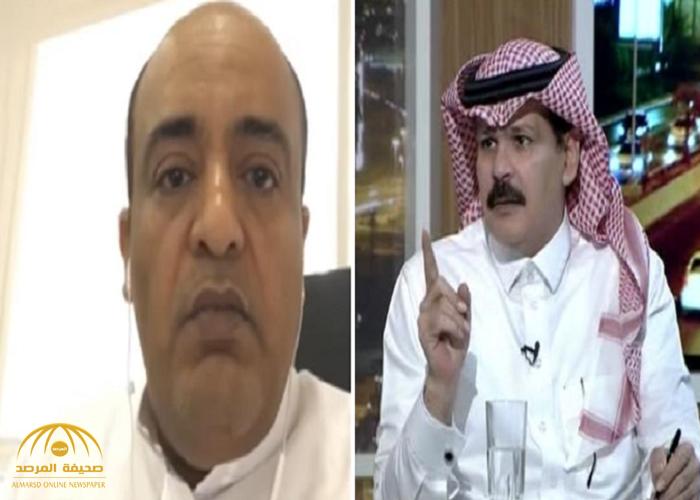 """صالح الطريقي يوجه رسالة مثيرة لـ """"وليد الفراج"""" بعد تشبيه ميسي بالمخدرات"""