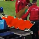 بالفيديو.. طبيب منتخب تونس ينقذ لاعبا في فريق الخصم من موت محقق