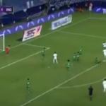بالفيديو.. عبد العزيز البيشي يسجل هدف التعادل للسعودية بمرمى العراق في الوقت القاتل