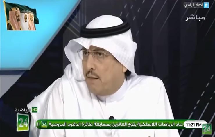 شاهد.. تعليق محمد الدويّش على هزيمة الأهلي بسداسية