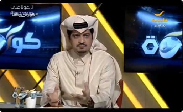 بالفيديو.. محمد السويلم: هذا هو سبب هزيمة الأهلي بسداسية ثقيلة !