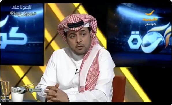 """بالفيديو.. عيد الثقيل: هذا اللاعب قيمة حقيقية لـ """"الدوري السعودي"""" !"""