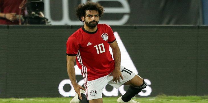 محمد صلاح يغيب عن مباراة مصر وسوازيلاند في تصفيات كأس الأمم الأفريقية