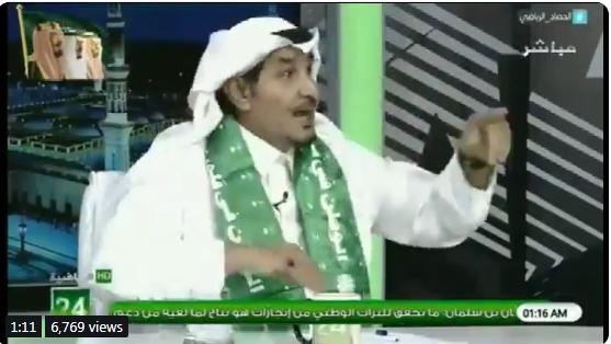 بالفيديو..عايد الرشيدي يكشف أهم عيوب لاعبي الهلال مع المنتخب!