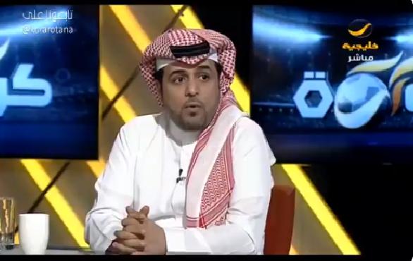 بالفيديو.. عيد الثقيل: هيئة الرياضة ملزمة الآن بإصدار بيان جديد بشأن ملعب الملز!