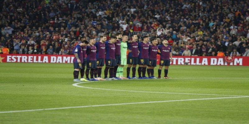 هدف مباراة برشلونة وإشبيلية.. كوتينيو يضع البلوغرانا في المقدمة (فيديو)