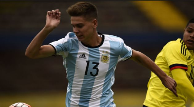 ماذا قال لاعب منتخب الأرجنتين عن رامون دياز؟