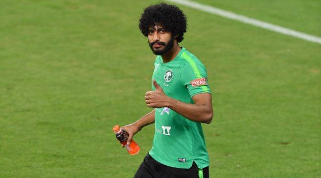 لاعب الأخضر يواصل التأهيل قبل مواجهة البرازيل