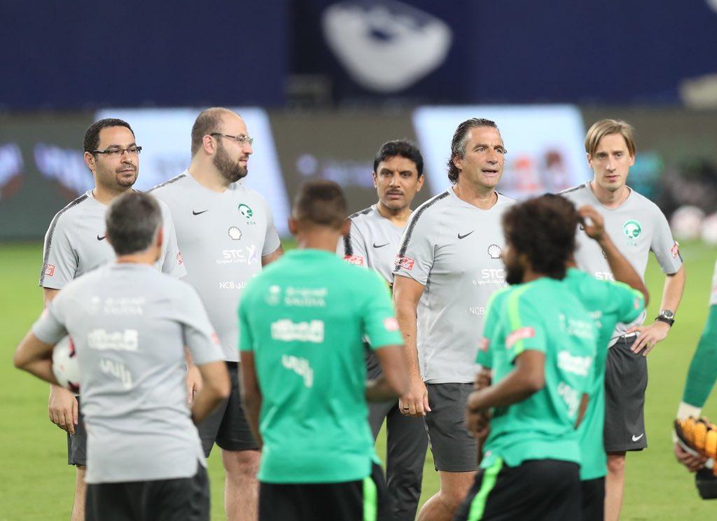قبل مباراة السعودية ضد البرازيل .. ذكرى سيئة لـ بيتزي أمام تيتي