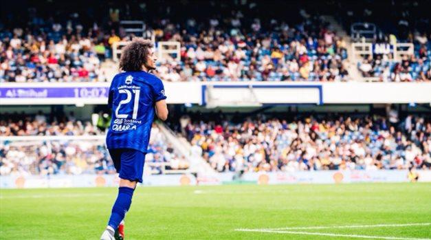 عموري يكشف موعد اعتزاله كرة القدم