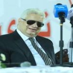 """رسمياً.. اللجنة الأولمبية المصرية تعلن إيقاف """"مرتضى منصور"""" رئيس الزمالك"""