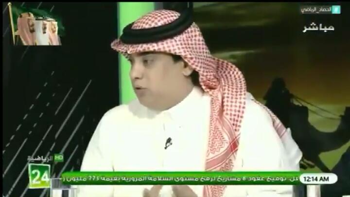 بالفيديو.. خالد الشعلان: هذا المدرب ناجح حتى خارج الملعب !!
