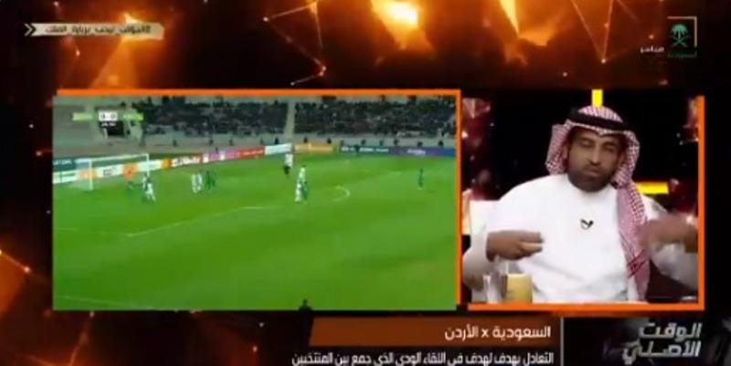 بالفيديو.. عبده عطيف: هذا اللاعب هو أكثر من راوغ وأكثر من سدد