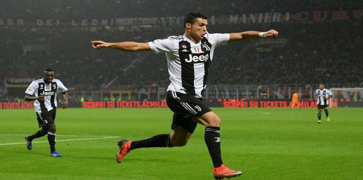 بالفيديو.. يوفنتوس يسقط ميلان بثنائية في الدوري الإيطالي.. ورونالدو يواصل التألق