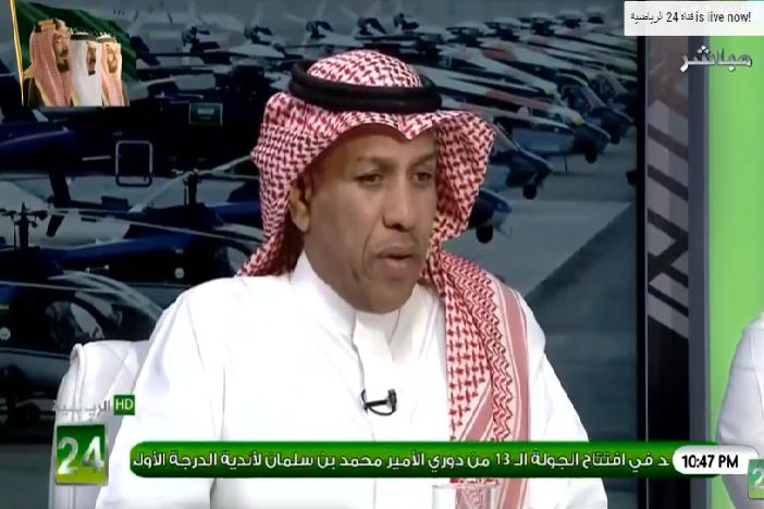 بالفيديو.. سعد مبارك: أتمنى مشاركة هذا اللاعب مع المنتخب لأننا نعاني من مركز رأس الحربة!