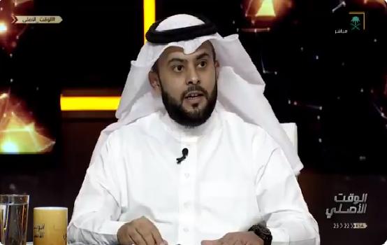 """بالفيديو.. جراح الظفيري يهاجم اللاعب """"عدنان فلاته"""" بعد تصريحه ضد نادي الاتحاد!"""