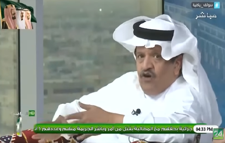 عدنان جستنيه: أكثر من يرعب نادي الهلال هو نادي الاتحاد  (فيديو)