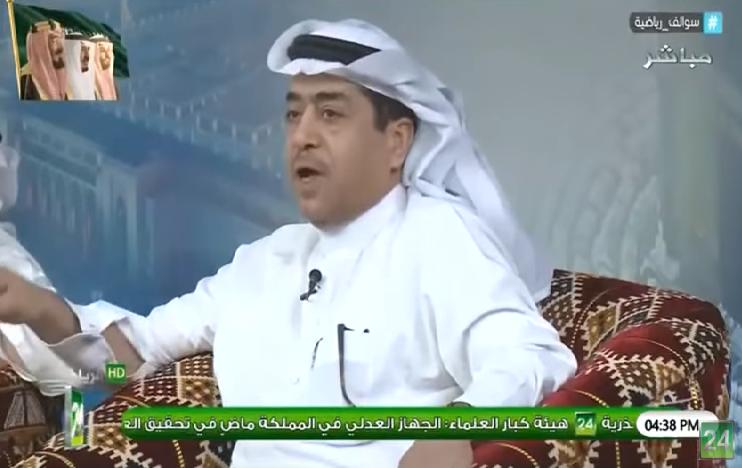 بالفيديو.. فهد الطخيم : الاتحاد سيعود في هذه المباراة!