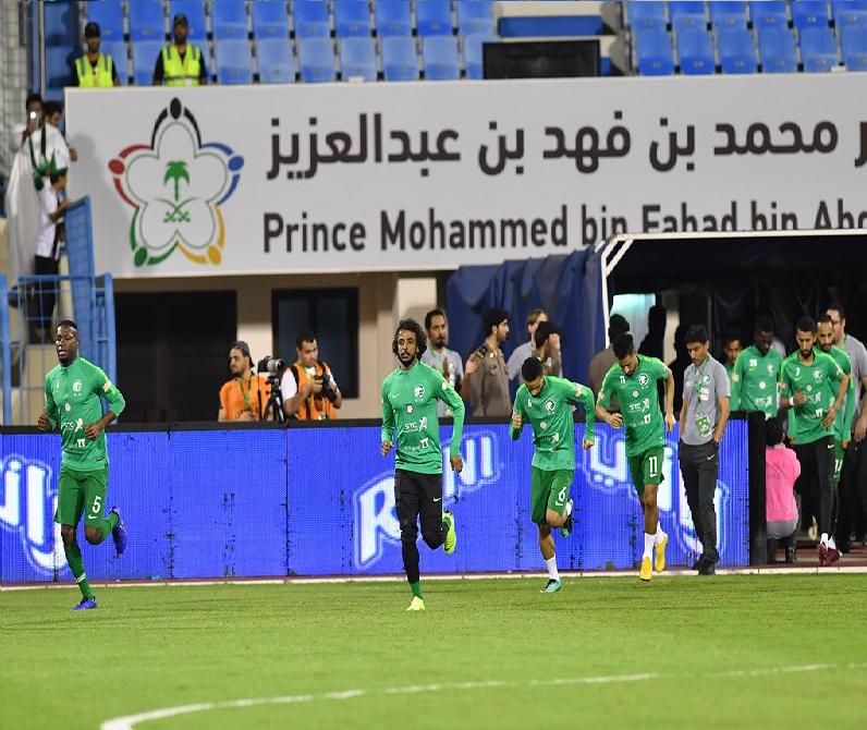 الإصابات تضرب لاعبي الأخضر في مباراة اليمن