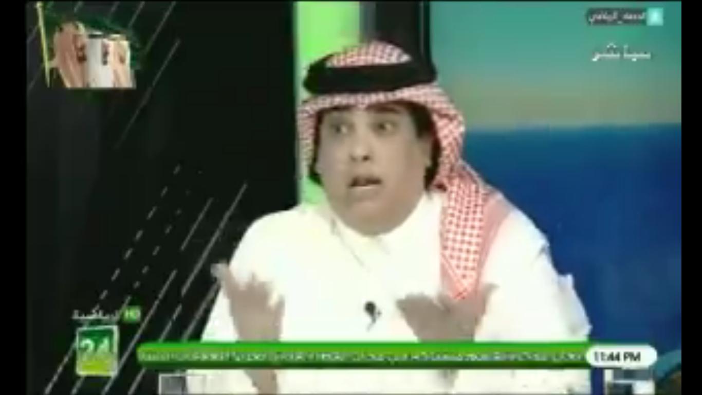 بالفيديو..خالد الشعلان ساخراً: الهلال زعيم الكرة الأرضية!